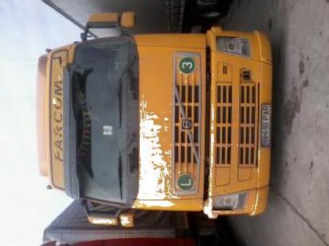 Cap tractor Volvo fh12+semiremorca Krone, Mega