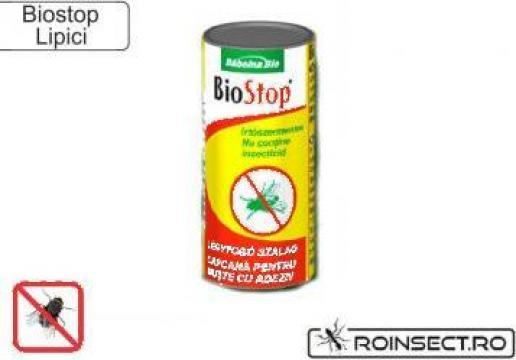 Capcana pentru muste cu adeziv BioStop