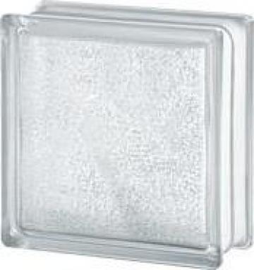 Caramida de sticla clara