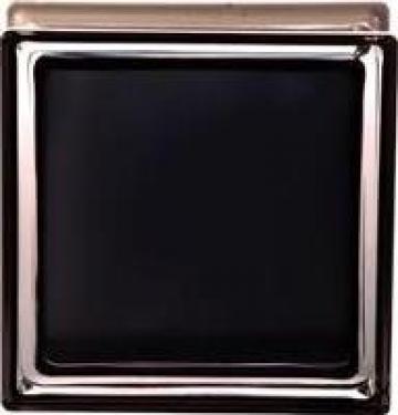 Caramida de sticla metalizata/ injectata Colectia Mendini