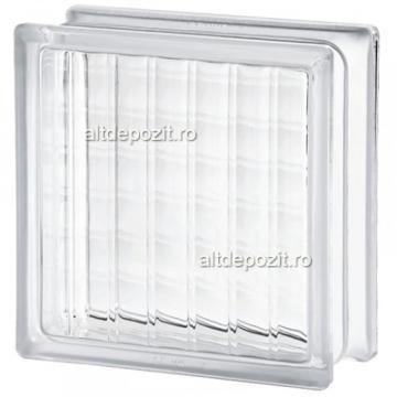 Caramida sticla clara F