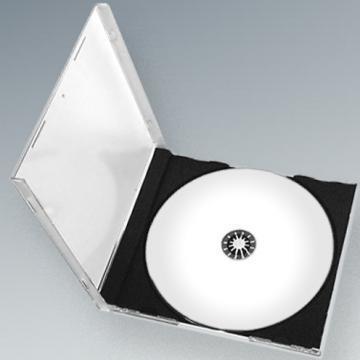 Carcasa CD - Negru