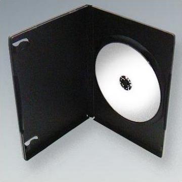 Carcasa DVD standard Negra