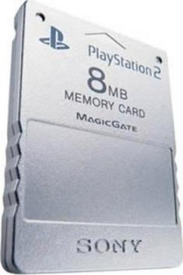 Card de memorie 8MB Playstation 2