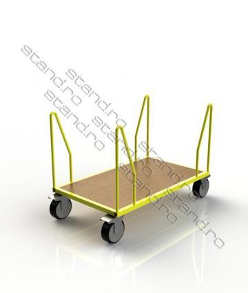 Carucior industrial transport marfa 0044-4