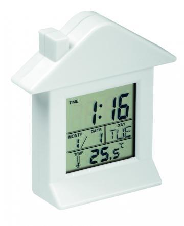 Ceas birou cu magnet afisaj digital din plastic, ceas alarma
