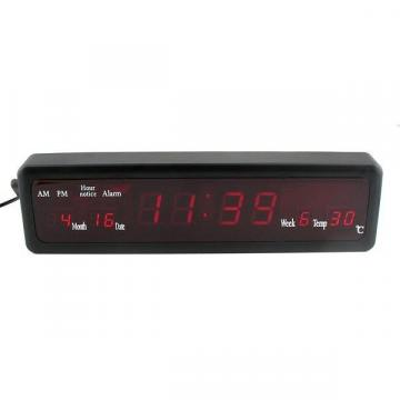 Ceas digital cu LED-uri CX-808