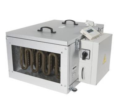 Centrala de ventilatie LCD MPA 2500 E3