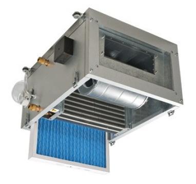 Centrala de ventilatie LCD MPA 800 W
