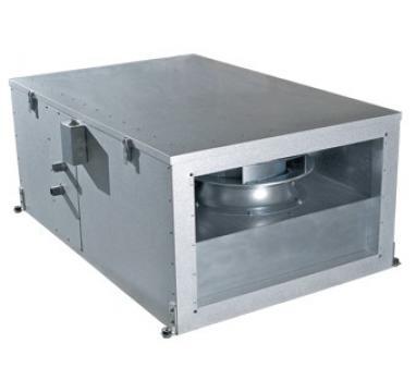 Centrala de ventilatie LCD PA 02 W4