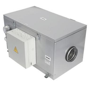 Centrala de ventilatie LCD VPA 125-2.4-3