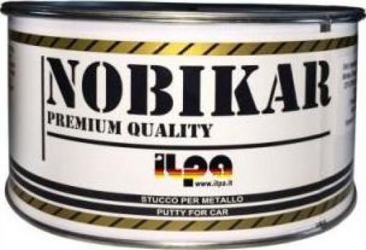Chit auto cu fibra de sticla Ilpa, Nobikar Vetro, 0,500 Kg