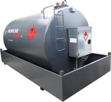 Cisterna, bazin, rezervor motorina