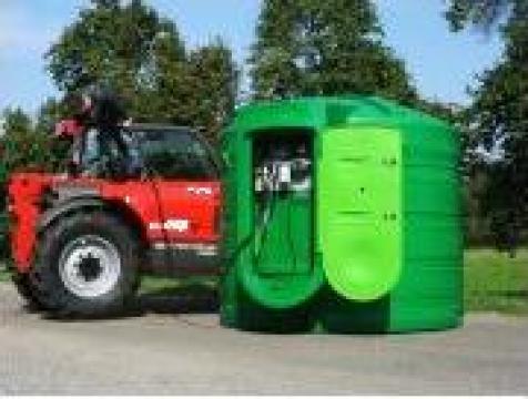 Cisterna de motorina-2800 l