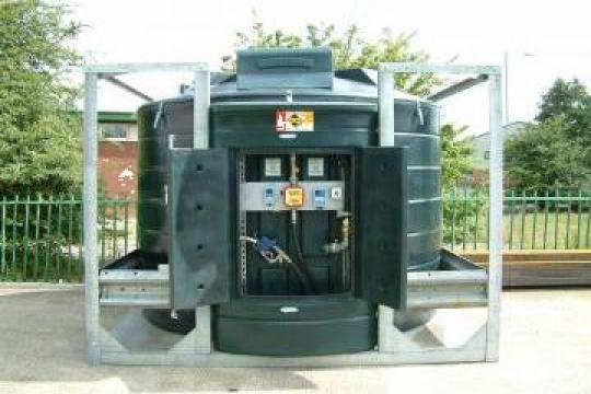 Cisterna motorina 14000 l