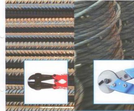 Cleste de taiat cabluri