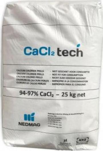 Clorura de calciu, concentratie 94-97%