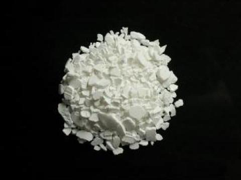 Clorura de calciu pudra, granule, solutie 25Kg/ IBC 1,2 To