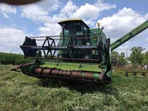 Combina agricola John Deere 1075 Hydro 4