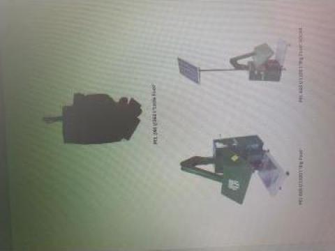 Compactor deseuri reciclabile