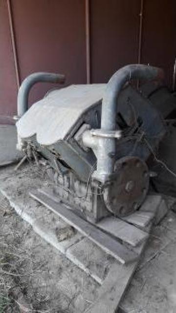 Compresor cu 4 pistoane C 10