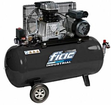 Compresor cu piston industrial Fiac AB90/415MC Long Life