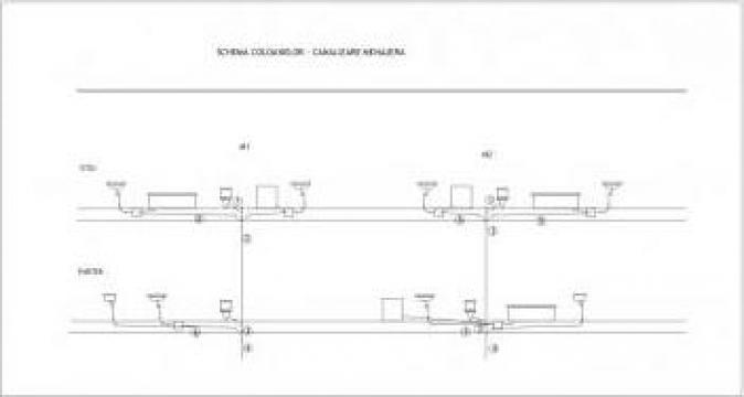 Consultanta, proiectare instalatii termice, sanitare