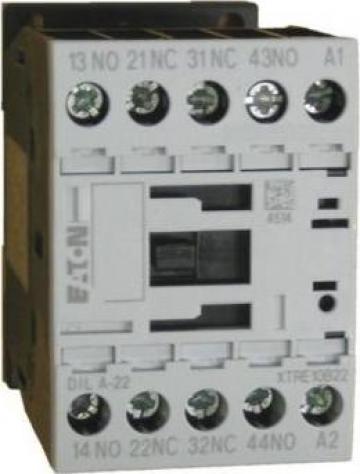 Contactor Relee de control, DILA-22, (24V AC)