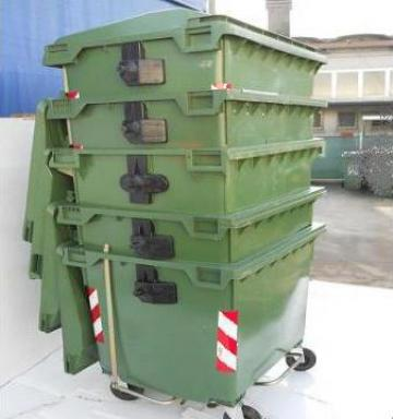 Containere 1100l second hand