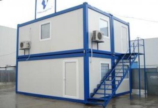 Containere birouri santier dormitor sanitare