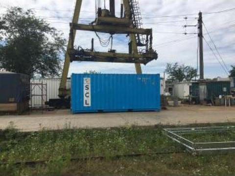 Containere maritime 20' si 40' second hand