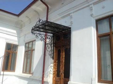 Copertine fier forjat Bucuresti