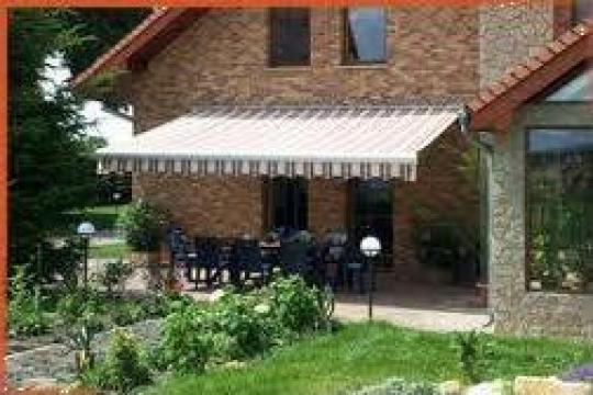 Copertine retractabile pentru terasa si gradina