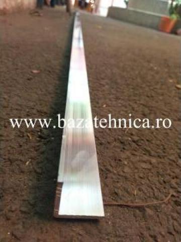 Cornier aluminiu 30x30x3 mm, lungime 3 m