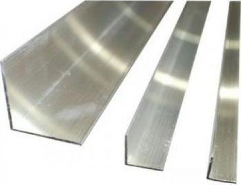Corniere din aluminiu