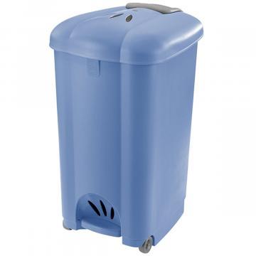 Cos de gunoi cu pedala, 50 litri, Carolina