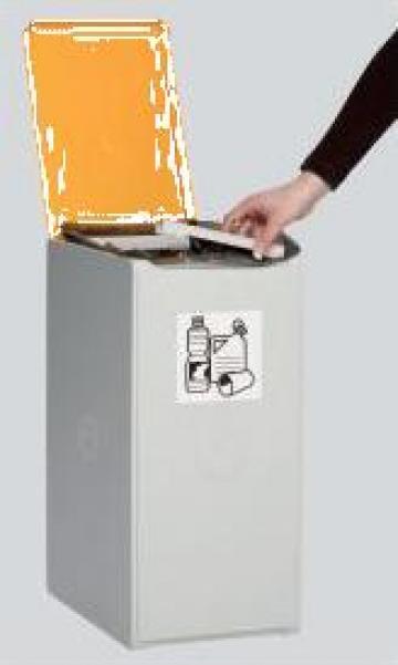 Cos gunoi 60 litri, din plastic