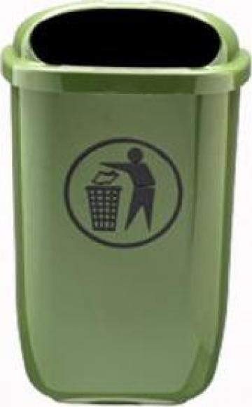 Cos gunoi stradal plastic