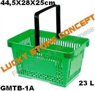 Cos plastic supermarket