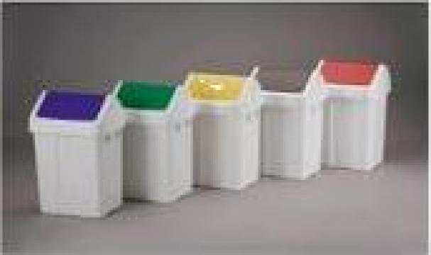 Cosuri de gunoi 50 litri