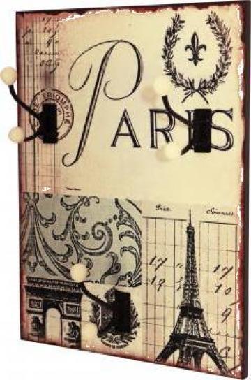 Cuier de perete Paris