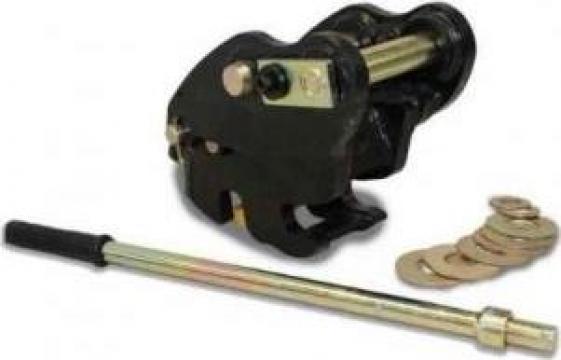 Cupla mecanica miniexcavatoare