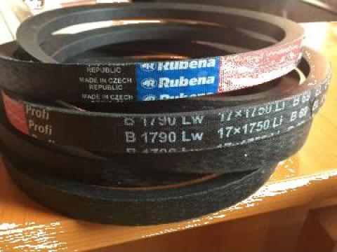 Curea de transmisie 17x1750 Li, Rubena