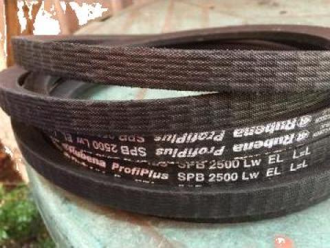 Curea de transmisie SPB 2500 LW Rubena