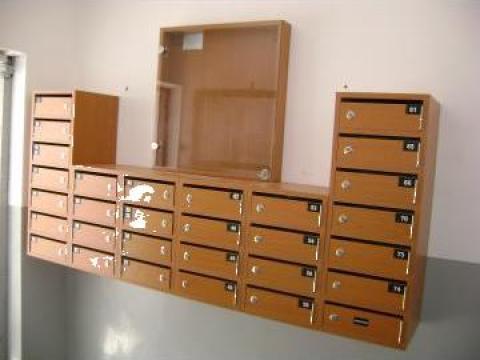 Cutii postale 30 apartamente