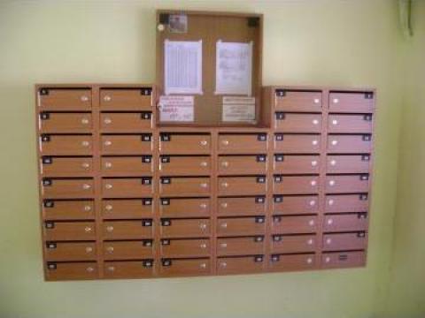 Cutii postale 50 apartamente