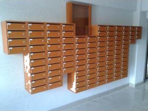Cutii postale 80 apartamente