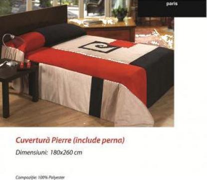 Cuvertura pat Pierre (include perna)