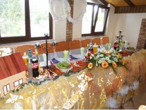 Decor sala nunti