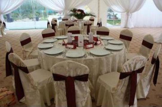 Decoratiuni sala evenimente, nunti, botezuri, mese festive